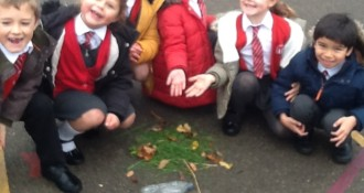'Love the Outdoors' Outdoor Classroom Day
