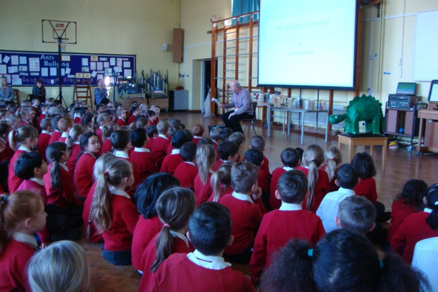 Springfield Primary bookworms enjoy week-long celebration ...